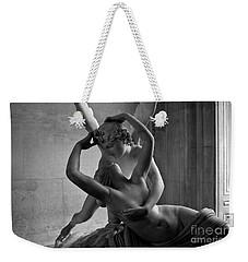 Cupid And Psyche Weekender Tote Bag