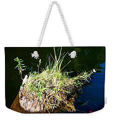 Stump Art 11 Weekender Tote Bag
