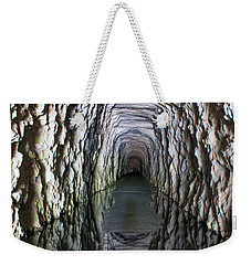 Stumphouse Mountain Tunnel Weekender Tote Bag