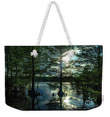 Stumpy Lake Weekender Tote Bag
