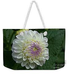 Stunning Gaylen Rose Dahlia Weekender Tote Bag