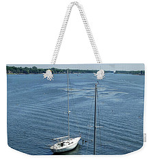 Sturgeon Bay Canal Weekender Tote Bag