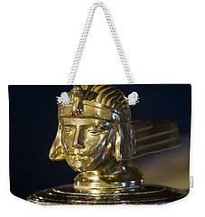 Stutz Hood Ornament Weekender Tote Bag