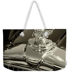 Stutz Hood Ornament Weekender Tote Bag