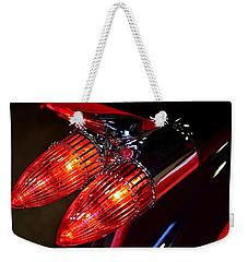 Stylin' Lights Weekender Tote Bag