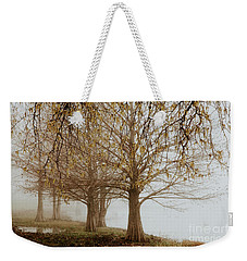 Weekender Tote Bag featuring the photograph Sublime by Iris Greenwell
