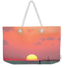 Submerge  Weekender Tote Bag by Expressionistart studio Priscilla Batzell