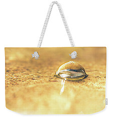 Submerged Snail Shell Weekender Tote Bag