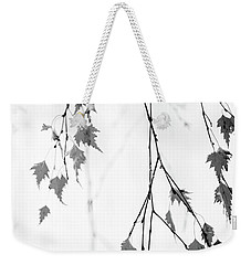 Weekender Tote Bag featuring the photograph Subtle by Rebecca Cozart