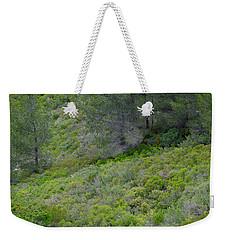 Subtle Spring Weekender Tote Bag