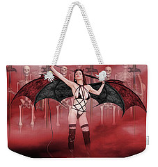 Succubus And Army Weekender Tote Bag