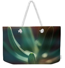 Succulent Emerging Weekender Tote Bag