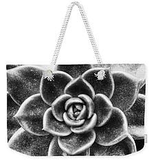 Succulent Symmetry Weekender Tote Bag