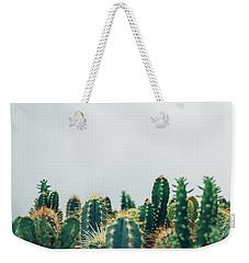 Succulents Weekender Tote Bag
