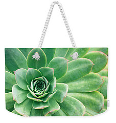 Succulents II Weekender Tote Bag