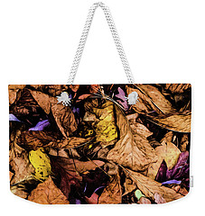 Weekender Tote Bag featuring the photograph Such A Morning As This by Jessica Manelis