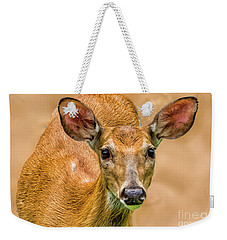 Such A Pretty Face Weekender Tote Bag