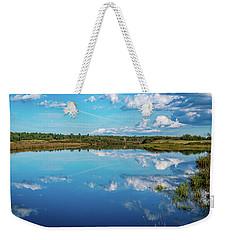 Sucker River Reflections Weekender Tote Bag