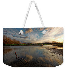 Sudbury Meadows Weekender Tote Bag