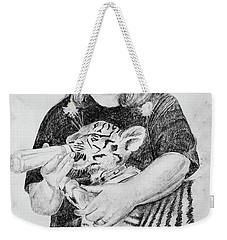 Sue Nassivera Weekender Tote Bag