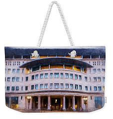 Suffolk Law School Weekender Tote Bag
