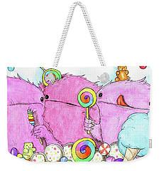Sugar Balls Weekender Tote Bag