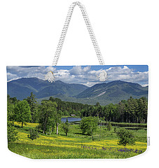 Sugar Hill Springtime Weekender Tote Bag
