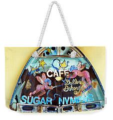 Sugar Nymphs Weekender Tote Bag