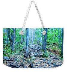 Sugarloaf Mountain Trail Weekender Tote Bag