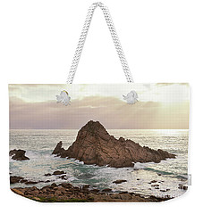 Weekender Tote Bag featuring the photograph Sugarloaf Rock Sunset by Ivy Ho