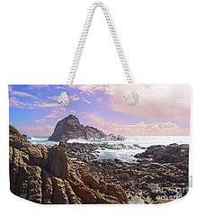 Sugarloaf Rock X Weekender Tote Bag