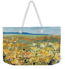 Suggestion Of Flowers Weekender Tote Bag