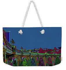 Suicide Bridge 2017 Let Us Hope To Find Hope Weekender Tote Bag
