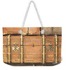 Suitcases  Weekender Tote Bag