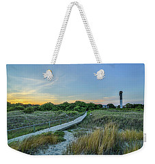 Sullivan's Island Evening Weekender Tote Bag
