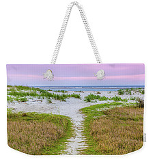 Sullivan's Island Natural Beauty Weekender Tote Bag