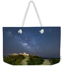 Sullivan's Island Nightscape Weekender Tote Bag