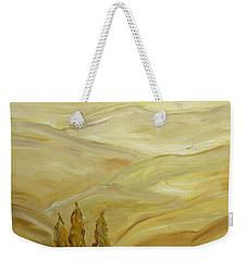 Sultry Day Weekender Tote Bag