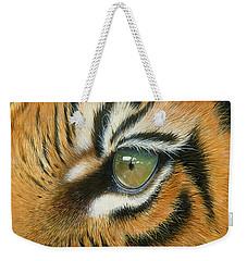 Sumatra Weekender Tote Bag