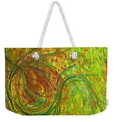 Summer - Whirling Weekender Tote Bag