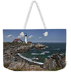 Summer Afternoon, Portland Headlight Weekender Tote Bag