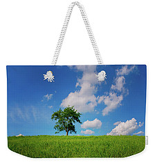 Weekender Tote Bag featuring the photograph Summer Afternoon by Rima Biswas
