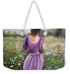 Summer Afternoon Weekender Tote Bag