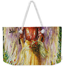 Summer Angel Weekender Tote Bag