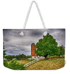Summer At The Farm Weekender Tote Bag
