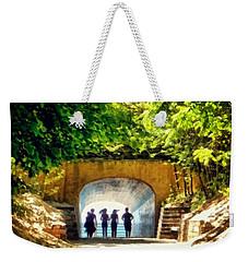 Summer At Tunnel Park Weekender Tote Bag