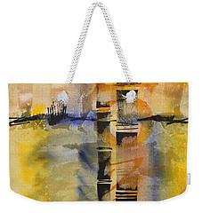 Summer Bamboo  Weekender Tote Bag