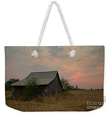 Summer Barn Weekender Tote Bag