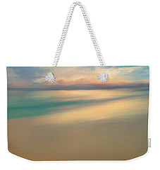 Summer Beach Day  Weekender Tote Bag by Anthony Fishburne