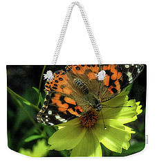 Weekender Tote Bag featuring the photograph Summer Beauty by Bruce Carpenter